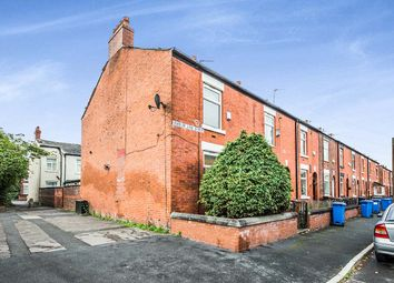 Thumbnail 2 bedroom terraced house for sale in Barlow Lane North, Reddish, Stockport, Cheshire