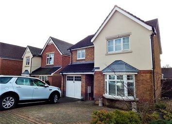 Thumbnail 4 bed detached house for sale in Maes-Y-Garreg, The Rockfield, Ebbw Vale