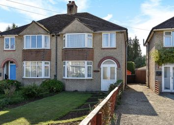 Thumbnail 3 bedroom semi-detached house for sale in Marston, Oxfordshire