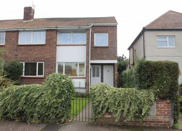 Thumbnail 3 bed flat for sale in Queens Road, Clacton-On-Sea