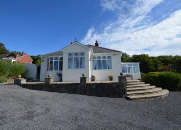 Thumbnail 3 bed detached bungalow for sale in Gwscwm Road, Pembrey, Burry Port