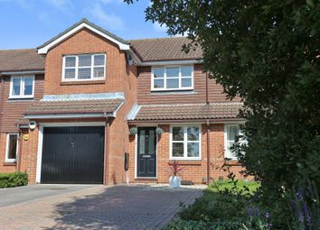 Thumbnail 3 bed terraced house for sale in Vokes Close, Sholing, Southampton
