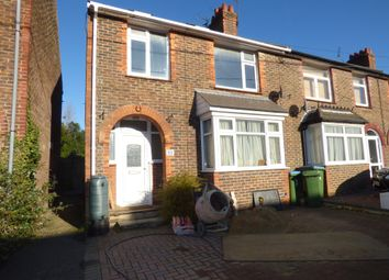 Thumbnail 3 bed end terrace house to rent in Sandfield Avenue, Wick, Littlehampton