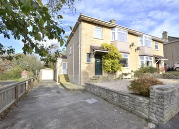 Thumbnail 3 bedroom semi-detached house for sale in Egerton Road, Bath, Somerset