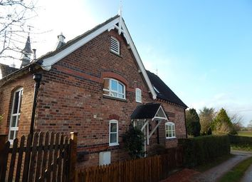 Thumbnail 3 bed property to rent in School Lane, Marbury, Whitchurch