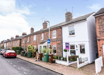 Thumbnail 2 bed end terrace house for sale in Cromwell Road, Tunbridge Wells