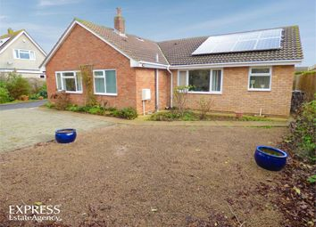 Thumbnail 3 bed detached bungalow for sale in Inner Loop Road, Beachley, Chepstow, Gloucestershire