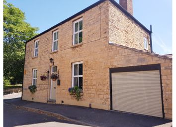 Thumbnail 3 bed semi-detached house for sale in Church Road, Branston