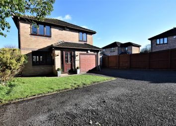 Thumbnail 4 bedroom detached house for sale in Bryn Creigiau, Groesfaen, Pontyclun