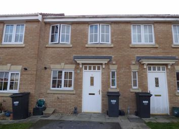 Thumbnail 2 bed terraced house for sale in Darwin Drive, Brough With St. Giles, Catterick Garrison