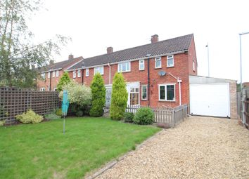 Thumbnail 3 bedroom end terrace house for sale in Salhouse Road, Sprowston, Norwich