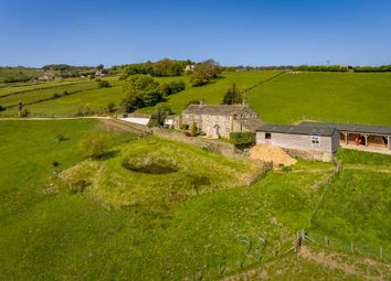 Thumbnail 4 bed farmhouse for sale in Crow Wood Lane, Holywell Green, Halifax