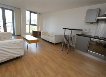 Thumbnail 1 bed flat for sale in Beringa, City Island, Gotts Road, Leeds