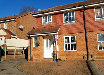 Thumbnail 3 bed semi-detached house for sale in Parry Close, Cosham, Portsmouth