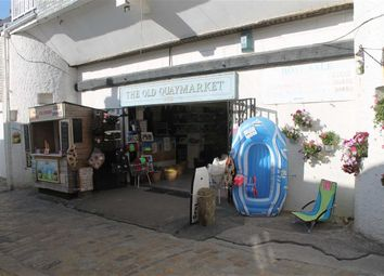 Thumbnail Commercial property for sale in Commercial Investment, The Old Quaymarket, St Ives