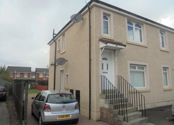 Thumbnail 2 bed flat for sale in Curlinghaugh Crescent, Wishaw