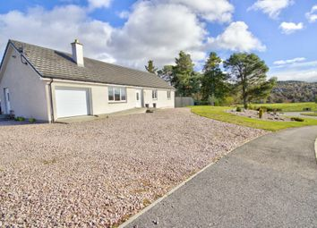 Thumbnail 4 bed detached bungalow for sale in Juniper Drive, Tomatin, Inverness-Shire