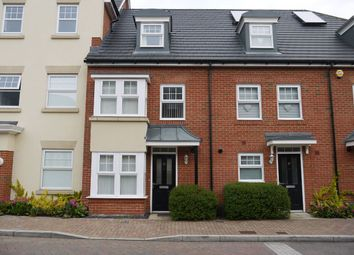 Thumbnail 4 bed terraced house for sale in Mackintosh Street, Bromley