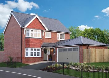 Thumbnail 4 bedroom detached house for sale in Abbotsham Road, Bideford, Devon