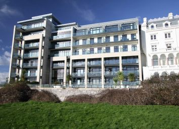 Thumbnail 2 bed flat for sale in Cliff Road, Plymouth