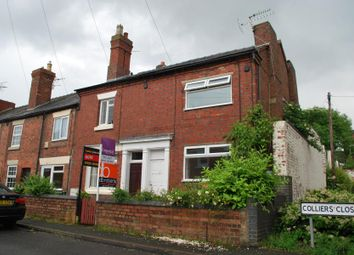 Thumbnail 2 bed town house to rent in Granville Street, St. Georges, Telford