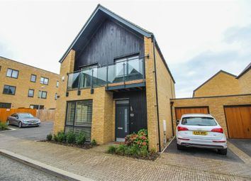 Thumbnail 4 bed detached house for sale in Greenfinch Way, Newhall, Harlow, Essex