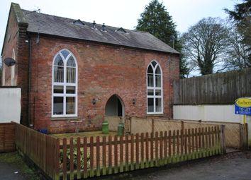 Thumbnail 2 bedroom barn conversion to rent in The Chapel, Hodnet, Market Drayton