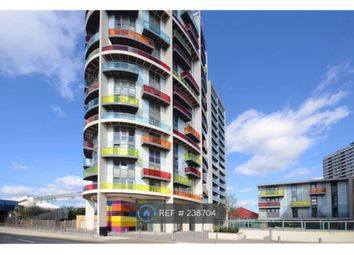 Thumbnail 2 bed flat to rent in Icona Point, London
