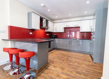 Thumbnail 3 bed flat to rent in Harrow Street, Sheffield
