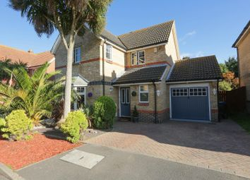 Thumbnail 3 bed detached house for sale in Cornelis Drive, Minster, Ramsgate