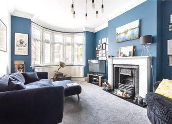 Thumbnail End terrace house for sale in Lennard Terrace, Lennard Road