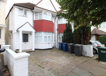 Thumbnail 2 bed maisonette for sale in Clifton Gardens, London