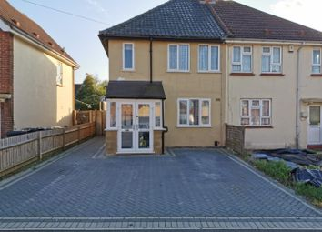 3 bed semi-detached house for sale in Jubilee Crescent, Gravesend DA12