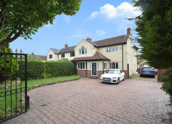 Thumbnail 5 bed semi-detached house for sale in Wakefield Road, Garforth, Leeds