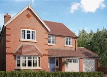Thumbnail 4 bed detached house for sale in The Hatton, Efflinch Lane, Barton Under Needwood