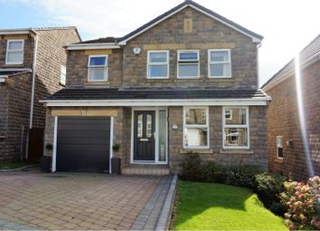 Thumbnail 4 bed detached house for sale in Tavern Road, Glossop