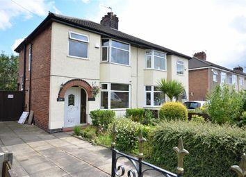 Thumbnail 3 bed semi-detached house for sale in Warrington Road, Leigh