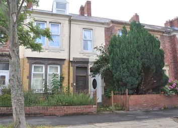 Thumbnail 4 bed maisonette to rent in Woodbine Street, Gateshead, Tyne & Wear.