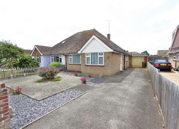 Thumbnail 2 bed bungalow for sale in The Croft, East Preston