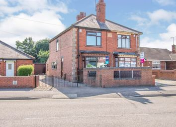 Thumbnail 3 bedroom semi-detached house for sale in Grosvenor Road, Bircotes, Doncaster