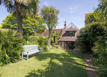 Thumbnail 3 bed link-detached house for sale in High Street, Steyning, West Sussex