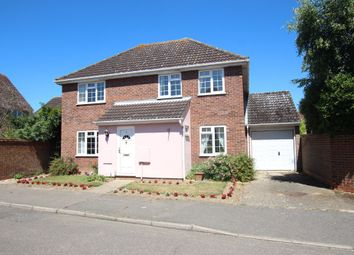 Thumbnail 4 bed detached house for sale in Jefferson Close, Oaklands Park, Colchester