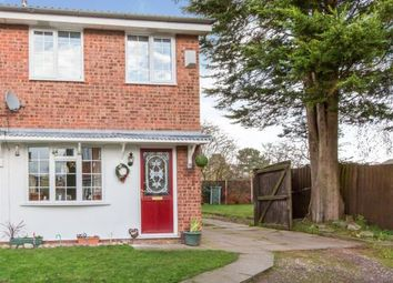 Thumbnail 2 bed semi-detached house for sale in Holland Close, Sandbach, Cheshire
