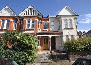 Thumbnail 3 bed terraced house to rent in Lightcliffe Road, London