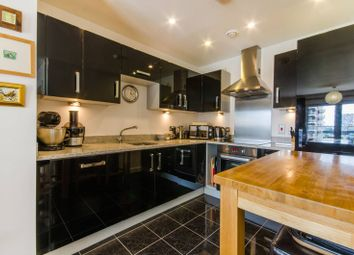 Thumbnail 1 bed flat to rent in Barge Walk, Greenwich