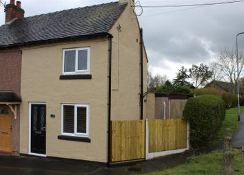 Thumbnail 1 bed property to rent in Lid Lane, Cheadle, Stoke-On-Trent