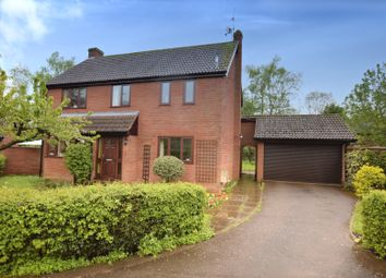 4 bed detached house for sale in Thomas Walls Close, Grundisburgh, Woodbridge IP13