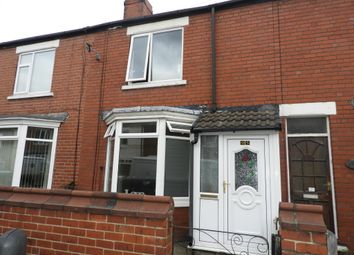 Thumbnail 2 bed terraced house to rent in Washington Grove, Doncaster