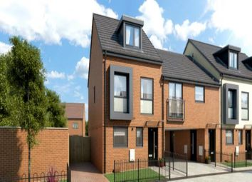 Thumbnail 3 bedroom semi-detached house for sale in Frome Way, Donnington, Telford