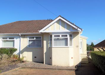 2 bed semi-detached bungalow for sale in 15 Lon Draenen, Tycoch, Swansea SA2
